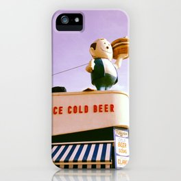Ice Cold Beer, Coney Island iPhone Case