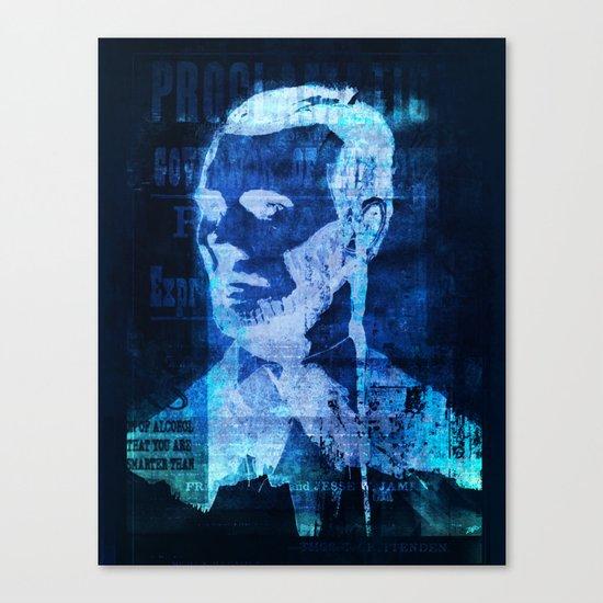 Model Citizen Canvas Print