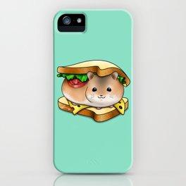 HamHam Sandwich iPhone Case