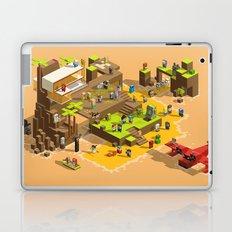 PIXEL ISLAND VOL.2 Laptop & iPad Skin