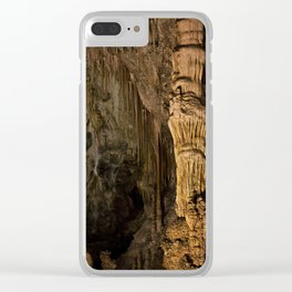 Carlsbad Caverns VI Clear iPhone Case