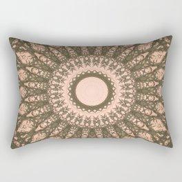 MANDALA NO. 28 #society6 Rectangular Pillow