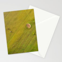 The Golf Bunker Stationery Cards