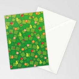 Fruit Basket Stationery Cards