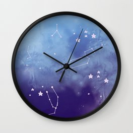 (K)Onstela Wall Clock