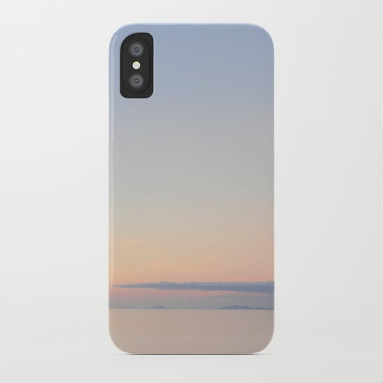 Afternoon soothe iPhone Case