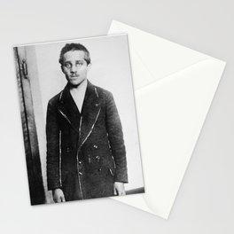 Gavrilo Princip - The Serbian Assassin Stationery Cards