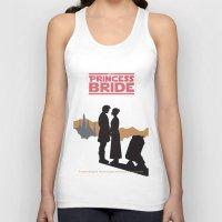 princess bride Tank Tops featuring The Princess Bride by mattranzetta