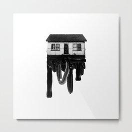 Housepaint Metal Print