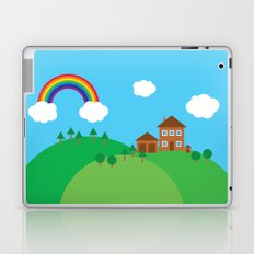 We Love This Place Laptop & iPad Skin