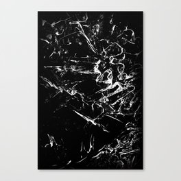 Ice IV Canvas Print