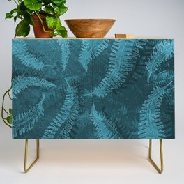 Ferns (light) abstract design Credenza