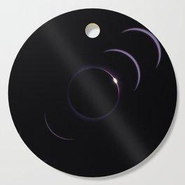Diamond Ring Eclipse Cutting Board