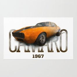 Chevrolet Camaro 1967 Rug