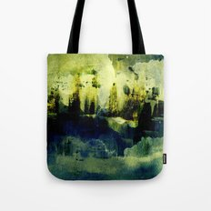 abstract landscape with light Tote Bag