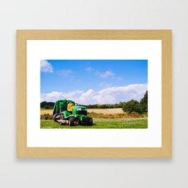 Tractor Framed Art Print