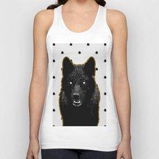 Just Wolf. Unisex Tank Top