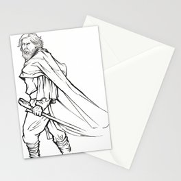 The force in May Stationery Cards