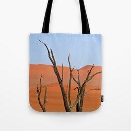 Deadvlei Tote Bag
