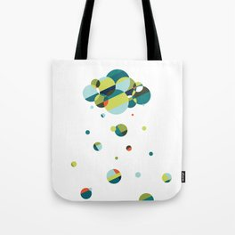 Luck has its storms Tote Bag
