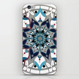 Mandala 006 iPhone Skin