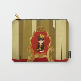 Marmalade Royalty Carry-All Pouch