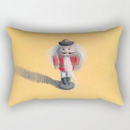 Sergeant Schultz Rectangular Pillow