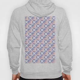 Mix of flag  : usa and scotland 2 with color gradient Hoody