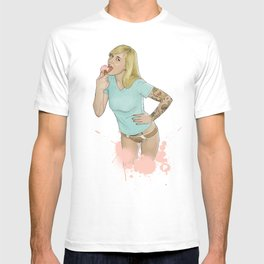 Just Put It In Your Mouth T-shirt