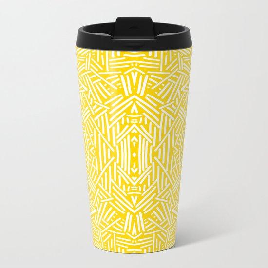 Radiate - Freesia Metal Travel Mug