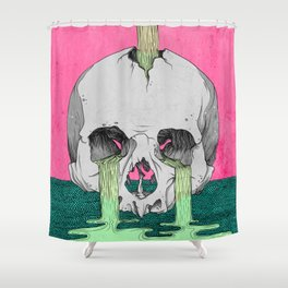 Reverie in Colour Shower Curtain