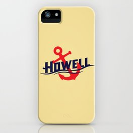Howell Park iPhone Case