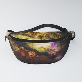 The mountains and the planet Fanny Pack