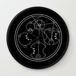 """""""Never forget who you are."""" Wall Clock"""