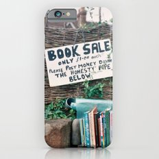 Book Sale iPhone 6s Slim Case