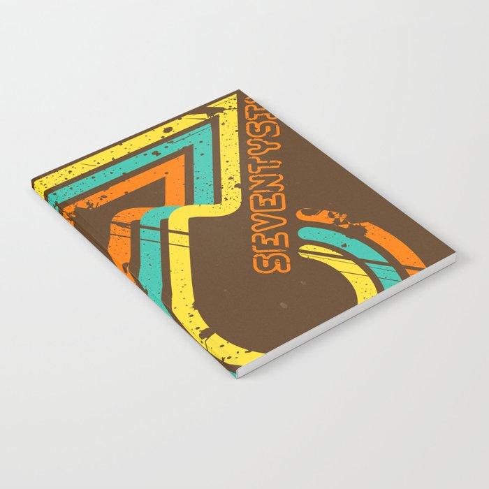 seventysix''76 Notebook
