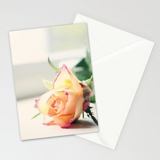 Rose by the Window Stationery Cards