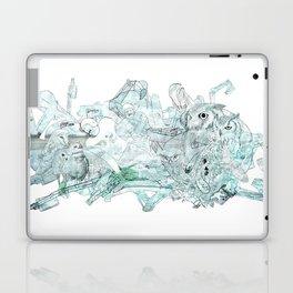 Ow! Laptop & iPad Skin