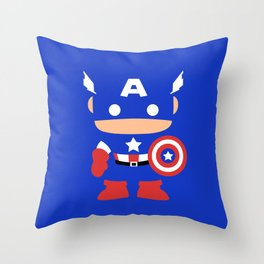 Cap Throw Pillow