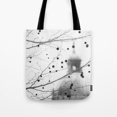 I can see, the planets are aligning for me... Tote Bag