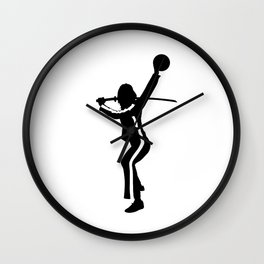 #TheJumpmanSeries, The Bride from Kill Bill Wall Clock