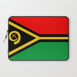 Vanuatu country flag Laptop Sleeve