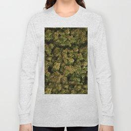 Cannabis Buds Long Sleeve T-shirt