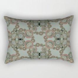 MATRIX FLORAL Rectangular Pillow