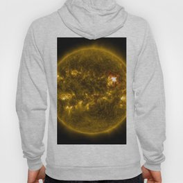 solar power Hoody