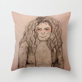 Sestra Throw Pillow