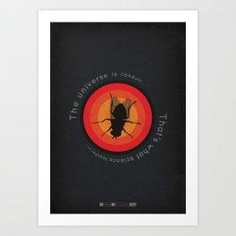Breaking Bad - Fly Art Print