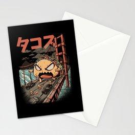 The Black Takaiju Stationery Cards