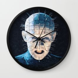 Pinhead Wall Clock