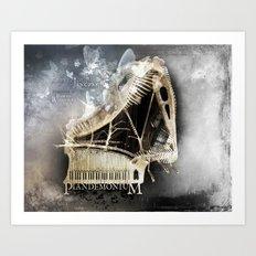 Piandemonium Art Print